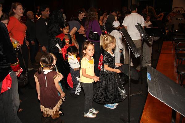 Redwood Symphony Halloween Concert Oct 26, 2013