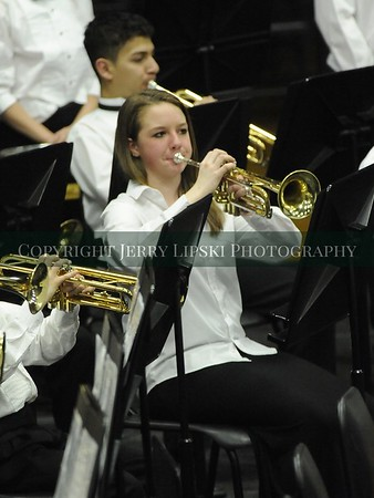 Mar 13th 2013 Grimmer Band 8th Grade