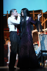 Addams Family // WFHS // photo by Devon Christopher Adams
