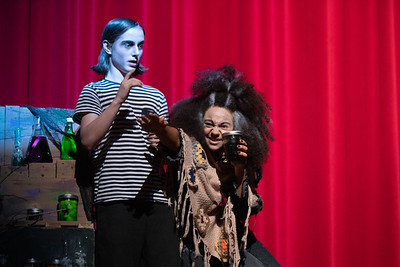 Addams Family // WFHS // photo by Devon Christopher Adams