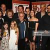 "LONDON, ENGLAND - JUNE 28:  Cast members including Rosie Ede, Eve Benioff Salama, Andrew Gower, Anthony O'Donnell, Joshua Higgott, Catrin Stewart, Richard Katz, Angus Wright and Daniel Rabin attend the press night after party for ""1984"" at The Mint Leaf on June 28, 2016 in London, England.  (Photo by David M. Benett/Dave Benett/Getty Images)"