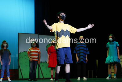 You're a Good Man, Charlie Brown // Williams Field theatre department // photography by Devon Christopher Adams