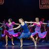 '42nd Street' Musical performed at the Theatre Royal, Drury Lane, London, UK