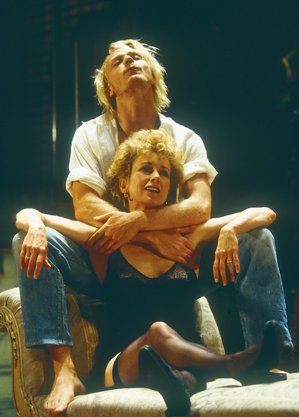 '900 Oneonta' Play performed at the Old Vic Theatre, London, UK 1994 ©Alastair Muir 900 Oneonta 2