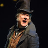 'A Christmas Carol' Play performed at the Old Vic theatre, London, UK