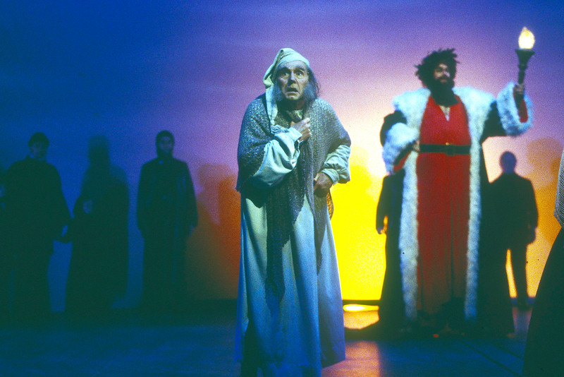 'A Christmas Carol' Play performed by the Royal Shakespeare Company, UK 1995 ©Alastair Muir A Christmas Carol 3