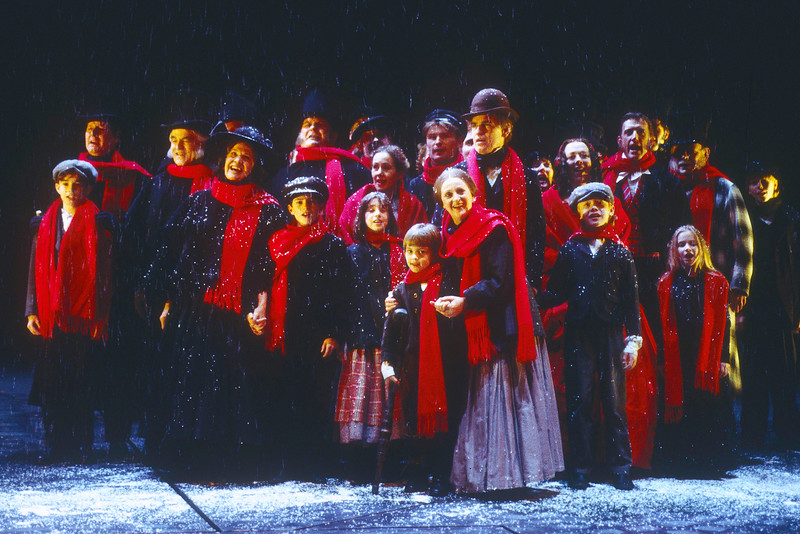 'A Christmas Carol' Play performed by the Royal Shakespeare Company, UK 1995 ©Alastair Muir A Christmas Carol 1