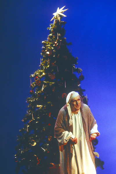 'A Christmas Carol' Play performed by the Royal Shakespeare Company, UK 1995 ©Alastair Muir A Christmas Carol 2