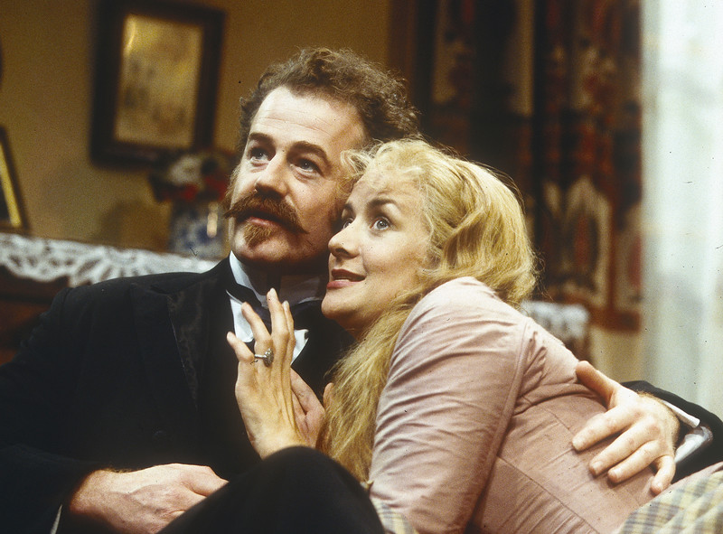 'A Dolls House' Play performed in the Playhouse Theatre, London, UK 1996