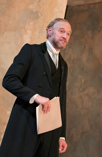 'A Doll's House' Play performed at the Lyric Theatre, Hammersmith, London