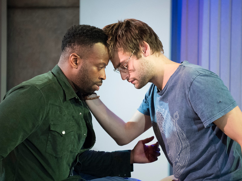 'A Guide for the Homesick' PLay performed at the Trafalgar Studio, London, UK