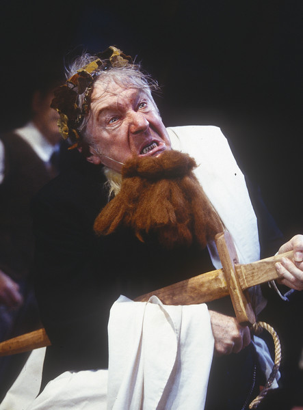 'A Midsummer Night's Dream' Play performed at the Almeida Theatre, London, UK 1996 ©Alastair Muir A Midsummer Night's Dream 2