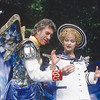 'A Midsummer Night's Dream' Play performed at the Open Air Theatre, Regent's Park, London, UK 1995 ©Alastair Muir A Midsummer Night's Dream 1