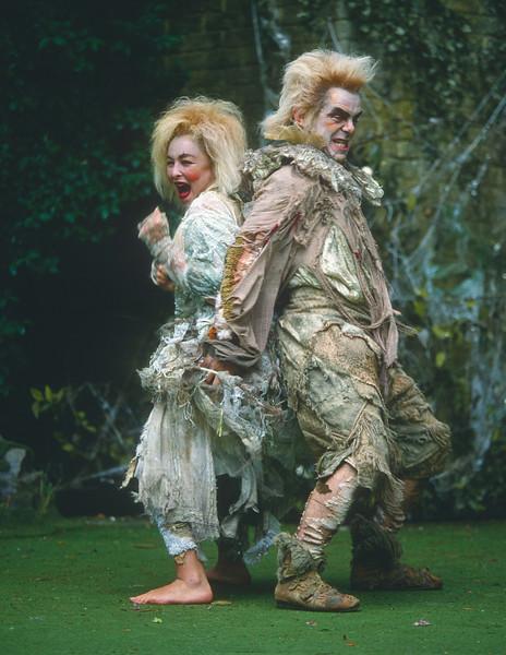 'A Midsummer Night's Dream' Play performed at the Open Air Theatre, London,UK 1992 ©Alastair Muir A Midsummer Night's Dream 2