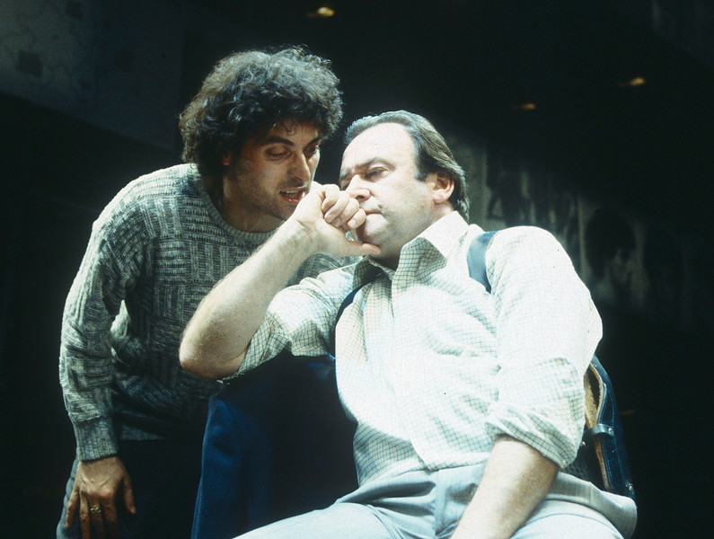 'A Rat in the Skull' Play performed in the Duke of York's Theatre, London, UK 1995 ©Alastair Muir A Rat in the Skull 2