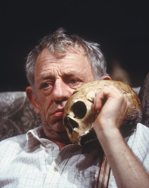 'A Skull in Conamara' Play performed at the Tron THeatre, Glasgow, UK 1998 ©Alastair Muir A Skull in Conamara