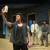 """'Ah Wilderness' Play by Eugene O""""Neill performed at the Young Vic Theatre, London, UK"""