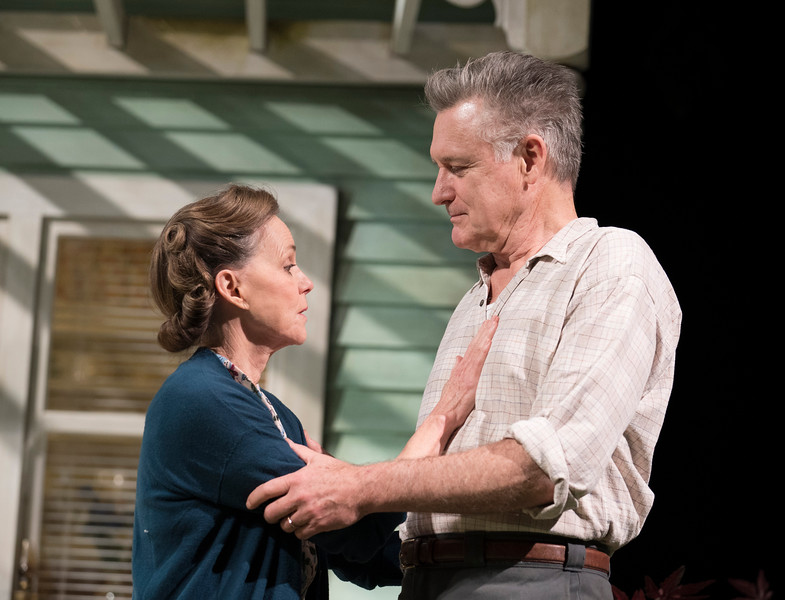 'All My Sons' Play by Arthur Miller performed at the Old Vic Theatre, London, UK