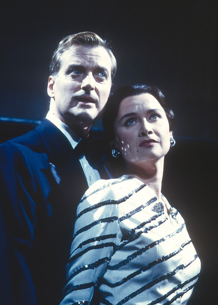 'Always' Musical performed at the Victoria Palace Theatre, London, UK 1997 ©Alastair Muir Always 1