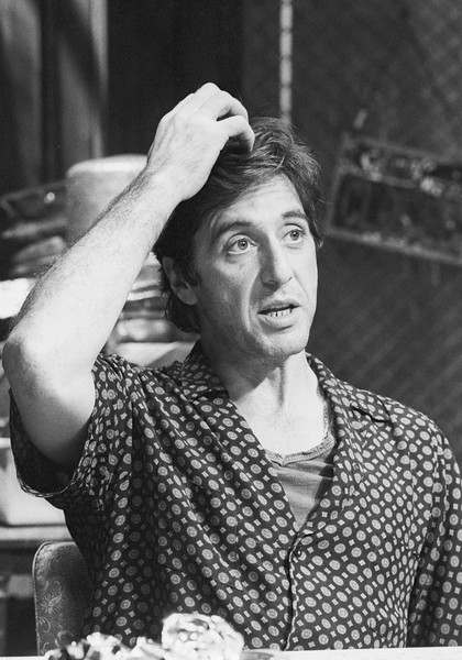 'Ameican Buffalo' Play by David Mamet Performed at the Duke of York's Theatre, London, UK in 1984