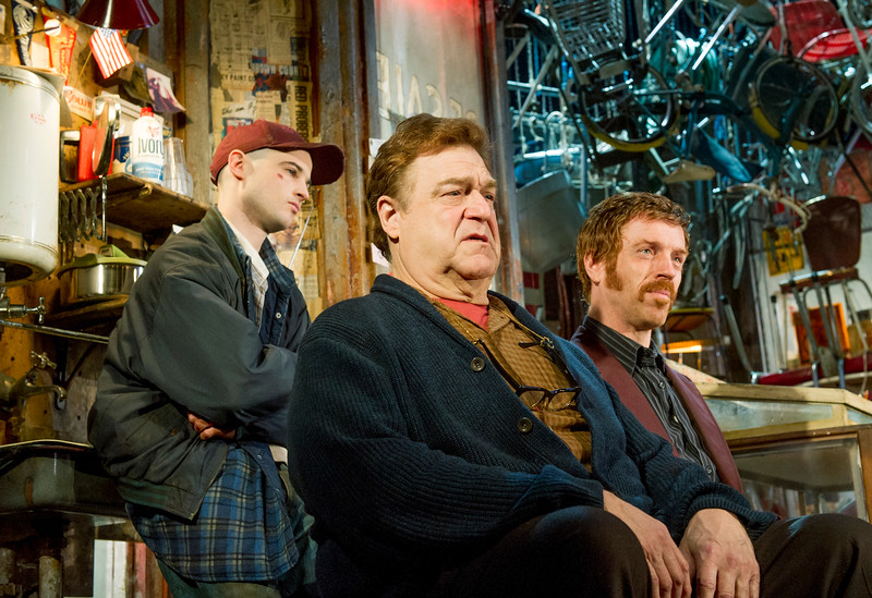 'American Buffalo' Play by David Mamet performed at Wyndham's Theatre.London,UK