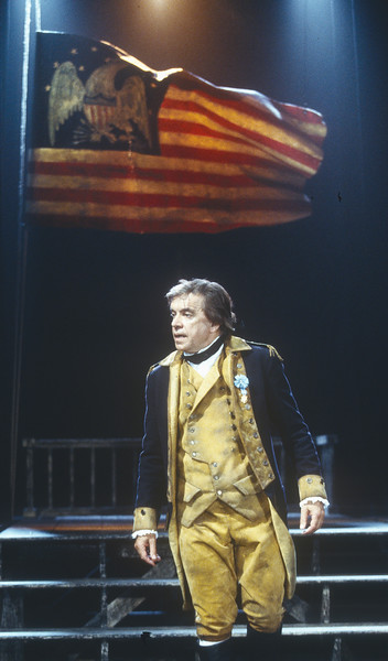 'American General' Play performed by the Royal Shakespeare Company, UK 1996 ©Alastair Muir American General