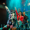 'American Idiot the Musical' performed at the Arts Theatre, London, UK