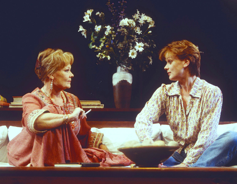 'Amy's View' Play performed in the Lyttelton Theatre at the Royal National Theatre, London, UK 1998