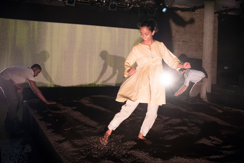 'An Adventure' Play by Vinay Patel performed at the Bush Theatre, London, UK