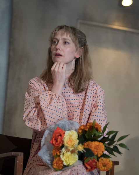 'Anatomy of a Suicide' Play by Alice Birch performed at the Royal Court Theatre, London, UK