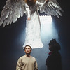 'Angels in America' Play performed ib the Cottesloe Theatre, National Theatre, London, UK 1993