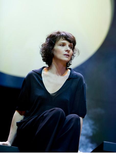 'Antigone' Play performed at the Barbican Theatre, London,UK