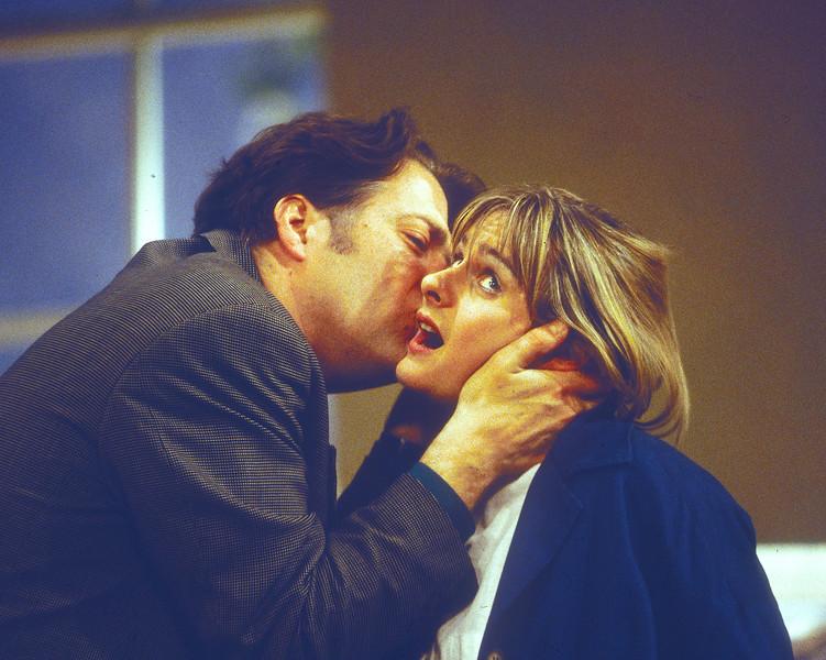 'Arcadia' Play performed at the Theatre Royal, Haymarket, London, UK 1994