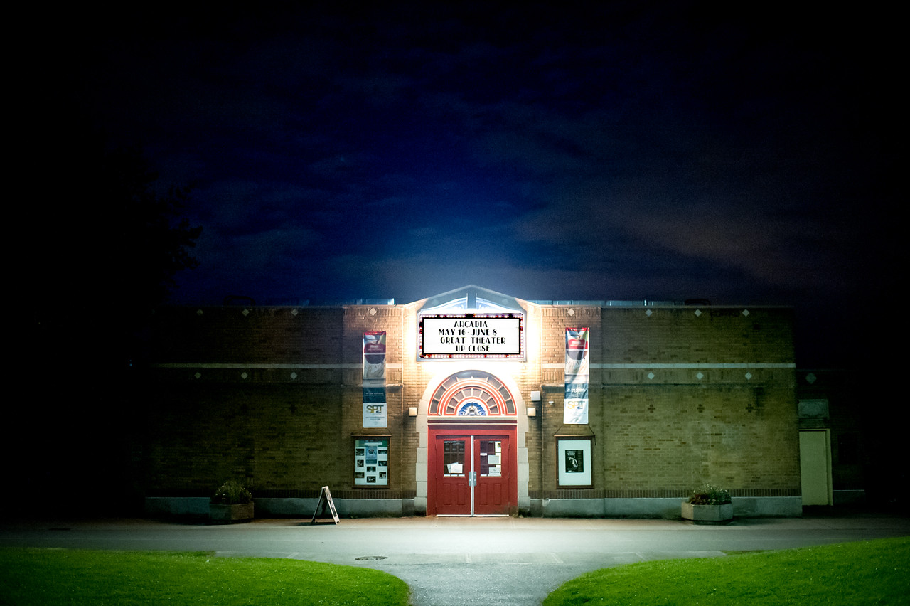 Bathhouse Theater  Greenlake