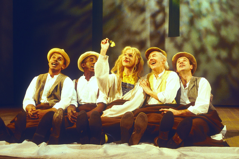 'As You Like It' Play performed by Cheek by Jowl Theatre Company, UK 1995