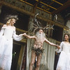 'As You Like It' Play performed at Shakespeares Globe Theatre, London, UK 1998