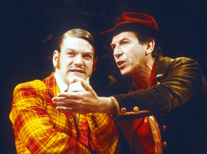 'As You Like It' Play performed at the Phoenix Theatre, London, UK 1989