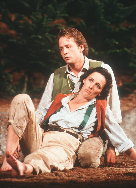 'As You Like It'  Play performed at the Old Vic Theatre, London, UK 1989