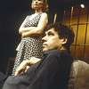 'Ashes to Ashes' Play performed at the Royal Court Theatre, London, UK 1996