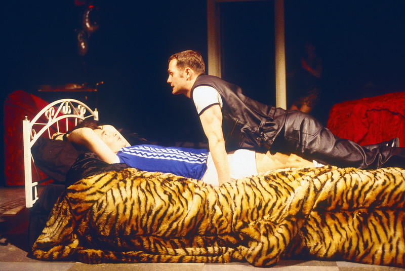 'Babies' Play performed at the Royal Court Theatre, London, UK