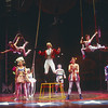 'Barnham' Musical performed at the Dominion Theatre, London, UK 1992