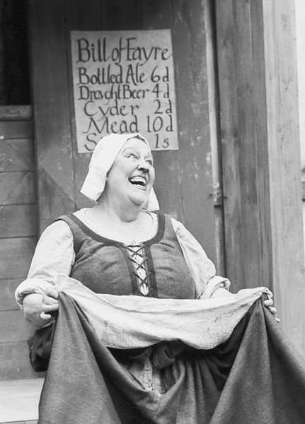 'Bartholomew Fair' Play performed at the Open Air Theatre, Regent's Park, London, UK. 1987