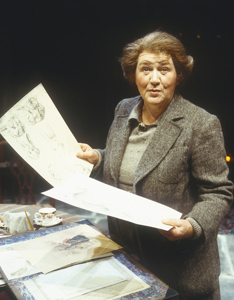 'Beatrix' Play performed in the Minerva Theatre, Chichester, East Sussex, UK 1996