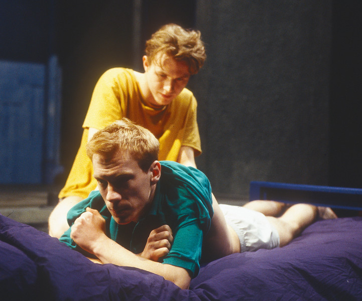 'Beautiful Thing' Play performed at the  Donmar Theatre, London, UK 1994
