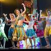 'Beyond Bollywood' Musical performed at the London Palladium, UK