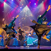 'Beyond Bollywood' Musical performed at the London Palladium, UK