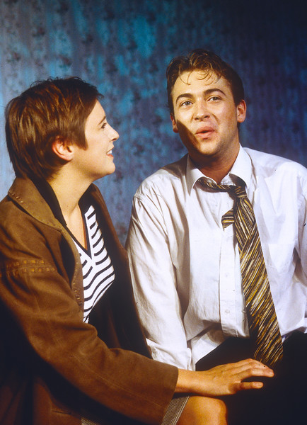 'Billy Liar' Play performed at the Kings Head Theatre, London, UK 1998