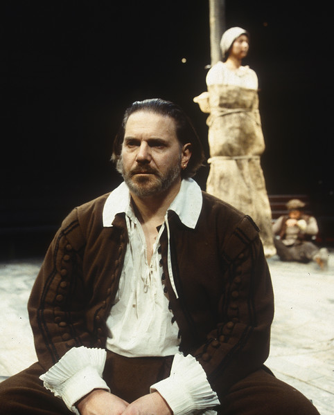 'Bingo' Play performed by the Royal Shakespeare Company, UK 1995