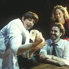 'Blinded by the Sun' Play performed in the Cottesloe Theatre, National Theatre, London, UK 1996