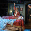 'Blithe Spirit' Play performed at the Duke of York's Theatre, London, UK